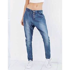 One Teaspoon Super Tough Button Fly Jeans 24 New